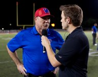 Twenty-six of the 32 coaches in the Texas football playoffs earn more than $100,000 per year