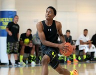 Sealed and nearly signed to LSU, Antonio Blakeney enjoys the competition from the 'Deep Six'