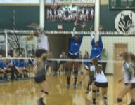 Cedar Park vs McCallum Volleyball