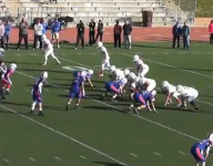 Cherry Creek rolls past Chaparral in first round of 5A playoffs