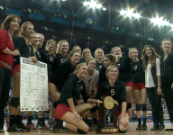 Eaton volleyball defends 3A state title