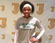 Jessica Jackson signs letter of intent to play Volleyball at CSU