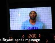 VIDEO: Kobe Bryant sends message to Garfield, Roosevelt during East L.A. Classic