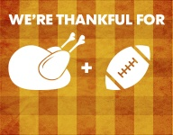 Thanksgiving Day scores from around the nation