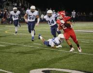 Marysville begins healing process by getting back to football
