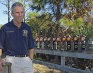 Holy Trinity, Titusville sweep district cross country meets
