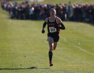 Gilbert's big day in state boys' cross country meet
