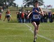 Cross country: Griswold's Rebekah Topham is first four-time champ