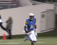 Hill's monster night leads NLR to conference title