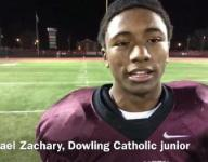 Michael Zachary sparks Dowling past Ankeny