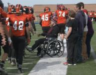 CAREacter football proving it's more than a game