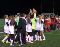 Pittsford Mendon soccer moving on