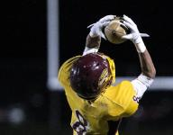 Sophomore Hendrix Cooper's go-to receiver