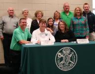 Easley athletes sign golf, baseball scholarships