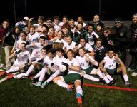 Delbarton wins third straight state soccer title