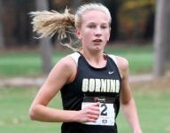 Corning's Lawson runs to second place at state meet