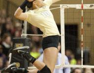 Purdue volleyball's team effort sweeps Northwestern