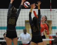 All-League soccer, volleyball and cross-country teams