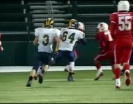 Randolph Beats Tioga 20-8