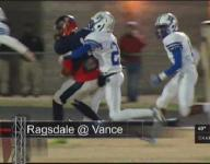 Vance slips by Ragsdale to reach regional semifinals