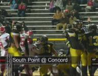 South Point avenges 2013 playoff loss against Concord