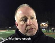 Marlboro loses Class B football state semifinal to Schalmont