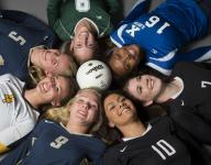Arizona high school volleyball Division I all-state team 2014