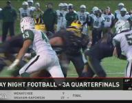 Bellevue vs. Peninsula football highlights