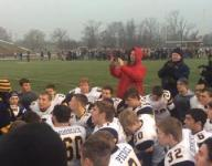 Ithaca coach gets emotional after state semifinal win