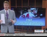 Friday Night Football Frenzy: Playoff Edition, Round 3