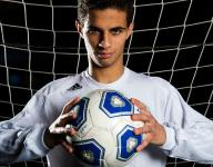 Boys soccer player of the year: Aiman Ginawi