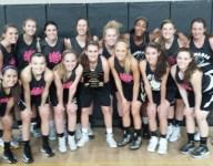 Monarch Girls Basketball shooting for state championship