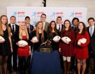 VIDEO: Wendy's High School Heisman finalists are stars on field, inspirations off it