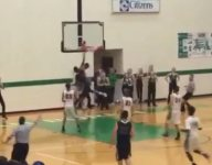VIDEO: Whoa! Malik Monk brings down the gym with incredible poster dunk