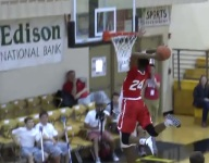 VIDEO: Derrick Jones' monster poster dunk on Cody Riley gets the City of Palms highlights rolling