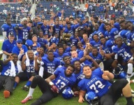 Barr leads Trinity Christian in defeat of Eastside Catholic in Burger King State Champions Bowl Series