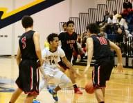 Stony Point vs Vista Ridge Boys Basketball Photo Gallery