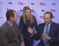 KING 5 anchors on winter sports kick off