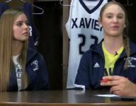 Xavier girls' basketball on Varsity Roundtable