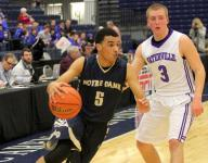 Boys basketball: Express and Crusaders defend titles