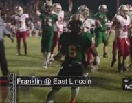 East Lincoln gallops by Franklin to reach state finals
