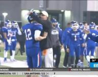 Folsom defeats Tracy 55-7, takes home division title