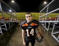 Football player of the year: Austin Robinson