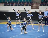 PHOTO GALLERY: Peak to Peak Charter School, 3A state cheer