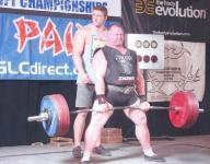 Forstner wins world title, breaks world records