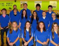 MHHS bowling team