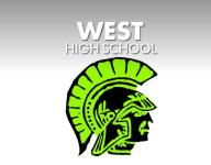 West High wrestling splits pair of matches