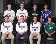 2014 Courier News All-Area Boys Soccer teams