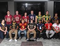 Courier News All-Area Football Offense