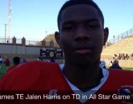 Ala-Miss: St. James TE Harris' TD helps Alabama win